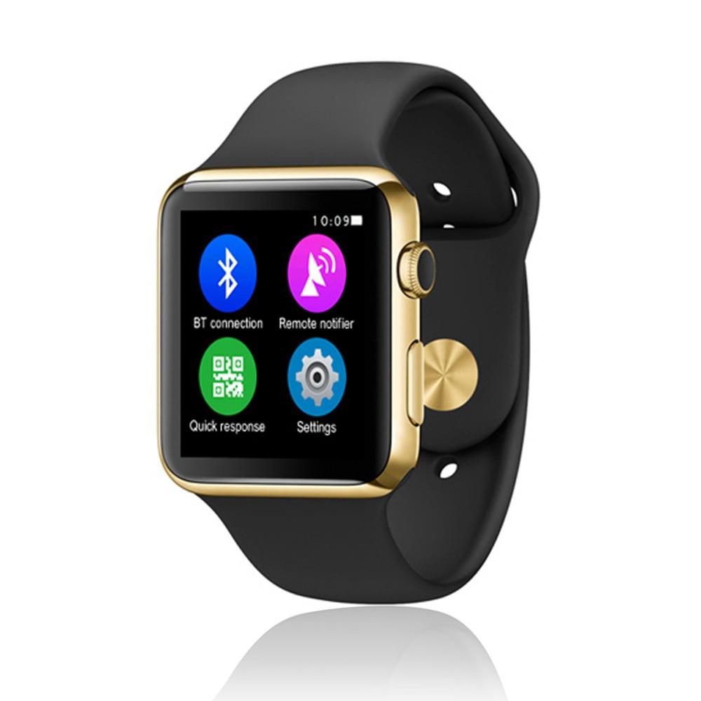 ถูก Iwo 1:1 smart watch w51 lf07 kw88 ip65กันน้ำบลูทูธไร้สายชาร์จคริสตัลแซฟไฟร์werableอุปกรณ์เช่นapple watch