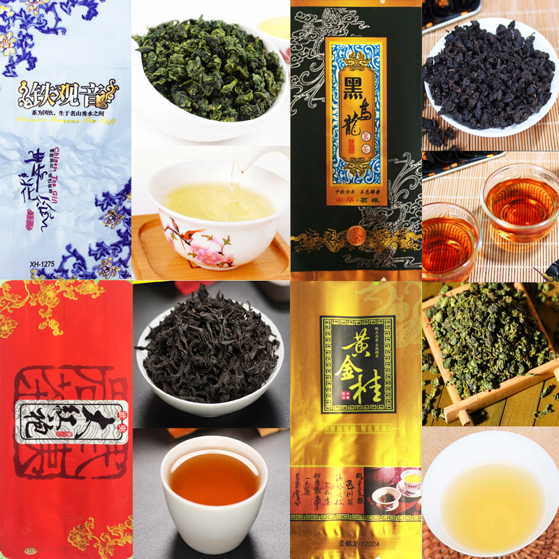 Гаджет  10 packages tea premium dahongpao tea red robe infuser anxi milk green taiwan high mountain chinese tieguanyin oolong tea china None Еда