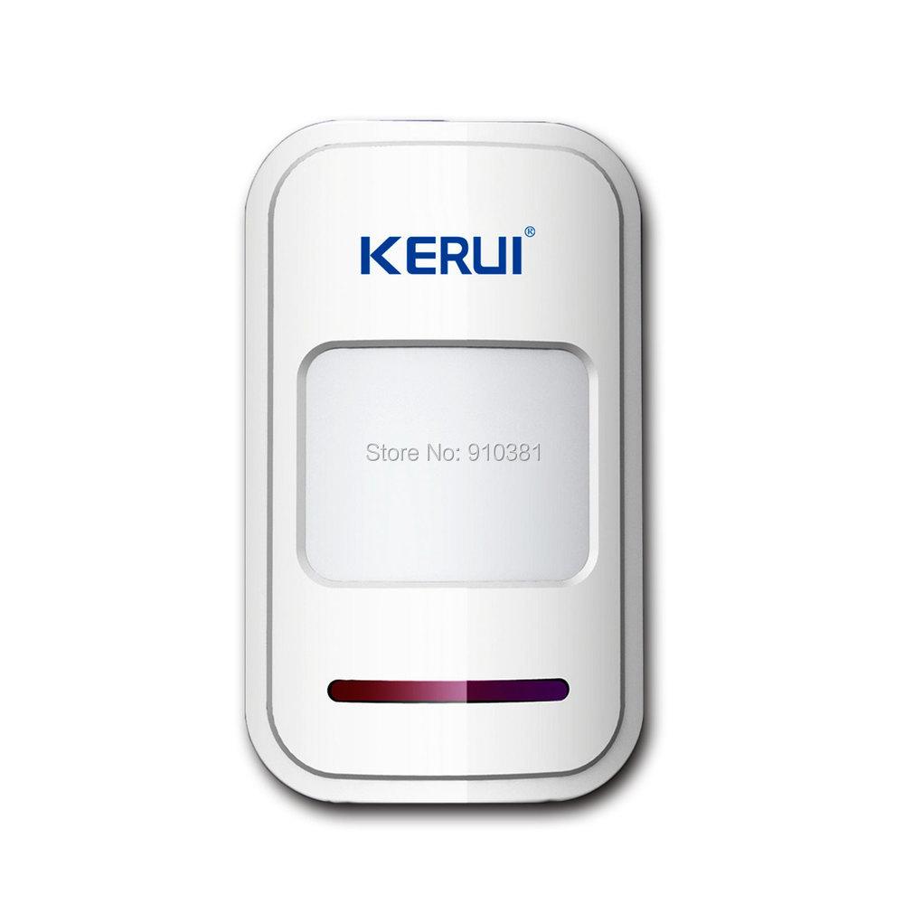 Com buy rechargeable 5v usb wireless pir motion sensor detector