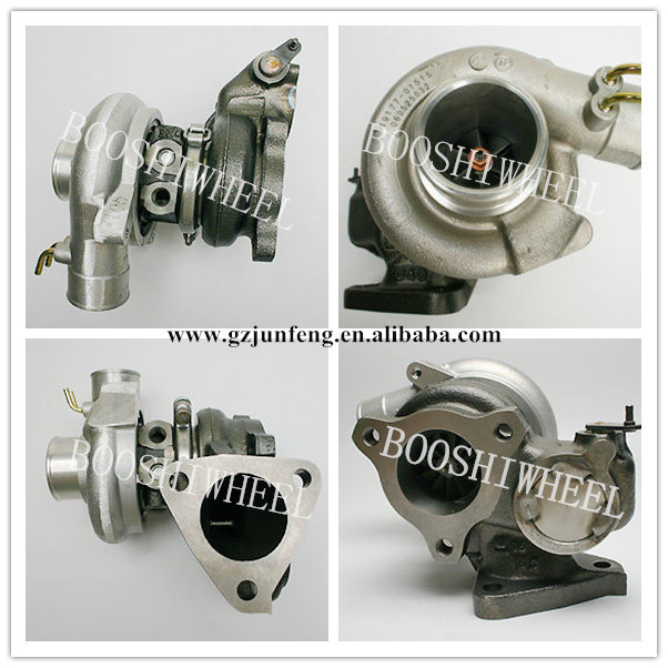 Turbocharger 49135-02100 49135-02110 With Engine 4D56 TD04 For Mitsubishi Delica Car(China (Mainland))