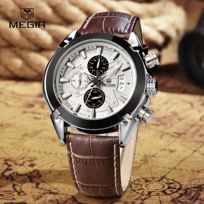 Cheap Chinese Watches: Megir - Honour's Topics
