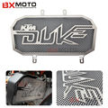 For Ktm Duke 125 200 Accessories Motorcycle Cnc Motorbike Parts Stainless Steel Radiator Grill Guard Cover