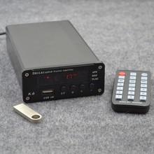 Buy DC12-24V K6 TDA7498L digital amplifier 2 * 70W High power Household amplifier music HIFI amplifier Computer desktop audio for $51.67 in AliExpress store