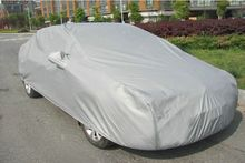 Multi size Full Car Cover Breathable UV Protection  Outdoor Indoor Shield car covers styling 21037-21041(China (Mainland))