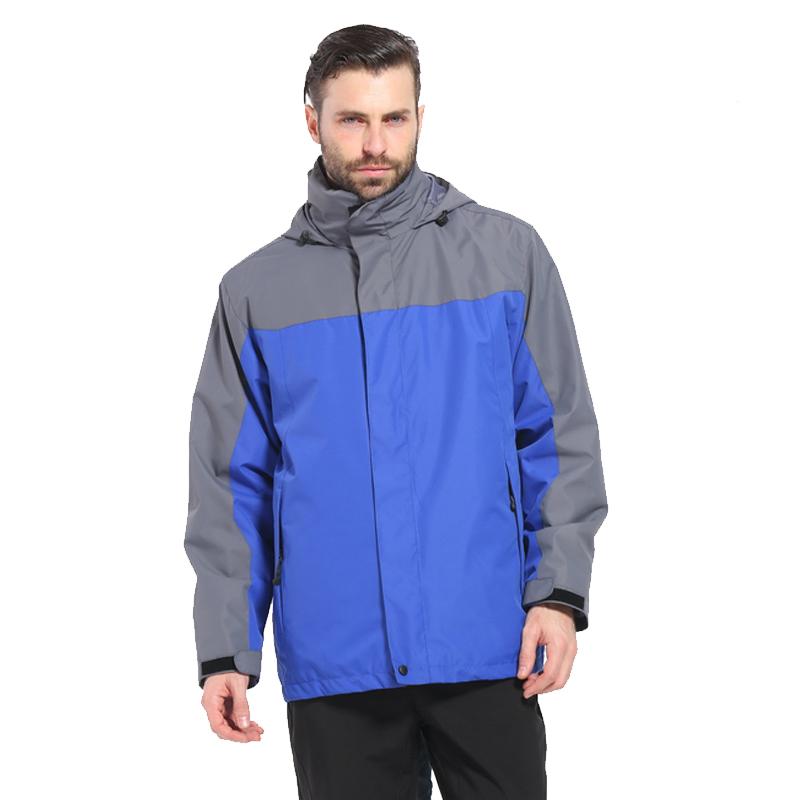 Dropshipping winter men jackets Camping Hiking Outdoor waterproof Windproof jacket fishing tourism mountain sports coat