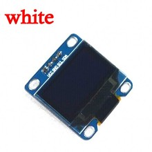 "1Pcs white 128X64 OLED LCD LED Display Module For Arduino 0.96"" I2C IIC SPI Serial new original(China (Mainland))"