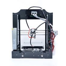2016 Upgraded LCD 3D printer Reprap prusa i3 DIY kits Mainboard melzi marlin firmware with 2