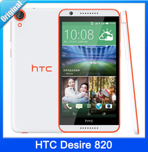 "Original HTC Desire 820 Smart Phone 5.5""  Dual SIM Octa Core 2GB RAM 16GB ROM 13.0MP Camera Android 4.4 Cell Phone Free Shipping(China (Mainland))"