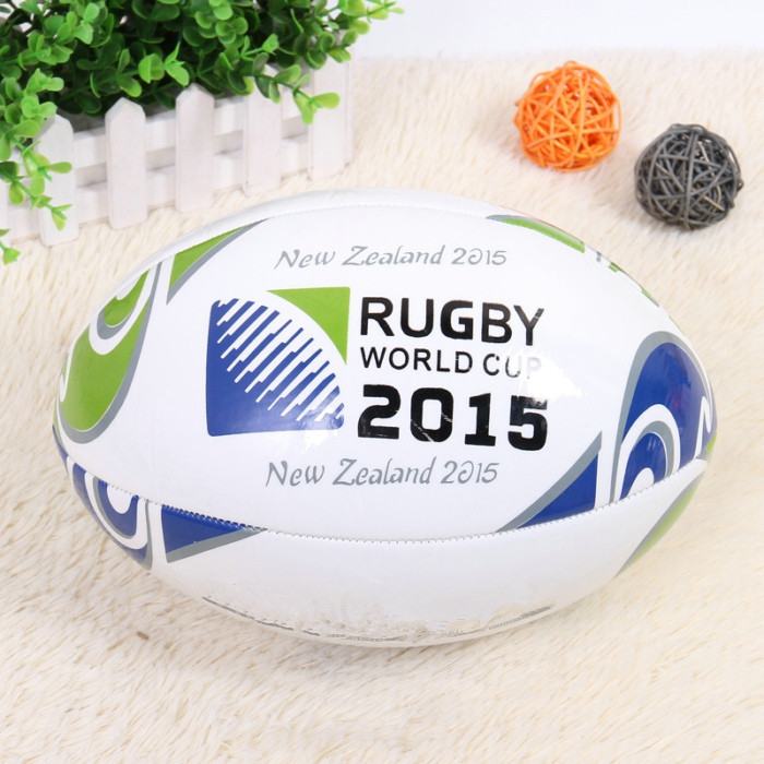 New 2015 Rugby Ball Standard Ball For Match Training Balls Soccer Size 5#(China (Mainland))