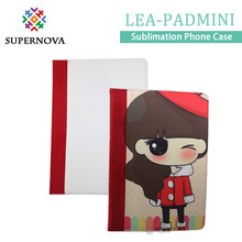 Blank Cover, Dye Sublimation products, Printable Leather Phone Case for Apple iPad Mini 1
