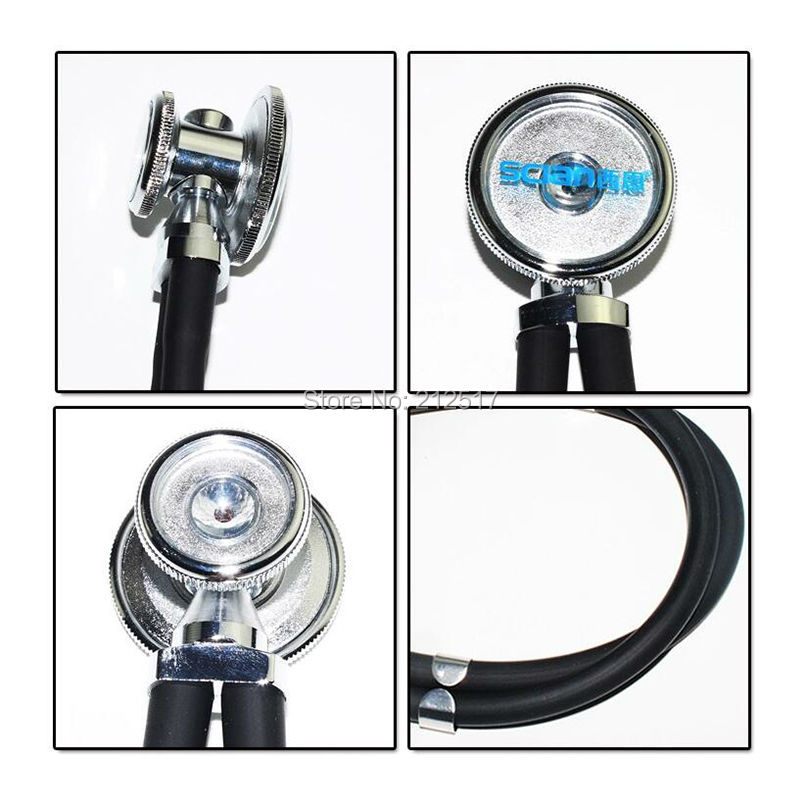 Free shipping Classic HS-30C Professional Stethoscope Medical Doctor Nurse Stethoscope with Gift box for Hospital Home use<br><br>Aliexpress