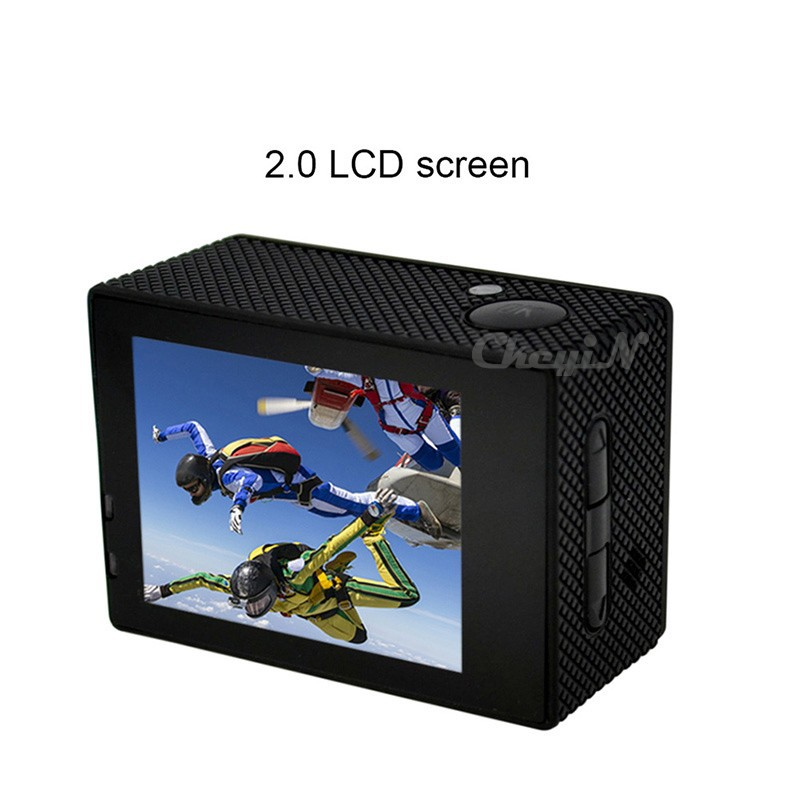 Фотокамеры и Аксессуары Other 2 LTPS WiFi 12MP 1080P HD 720P 60 fps 30 m SJ6000 dvr41/p23 DVR41-K30