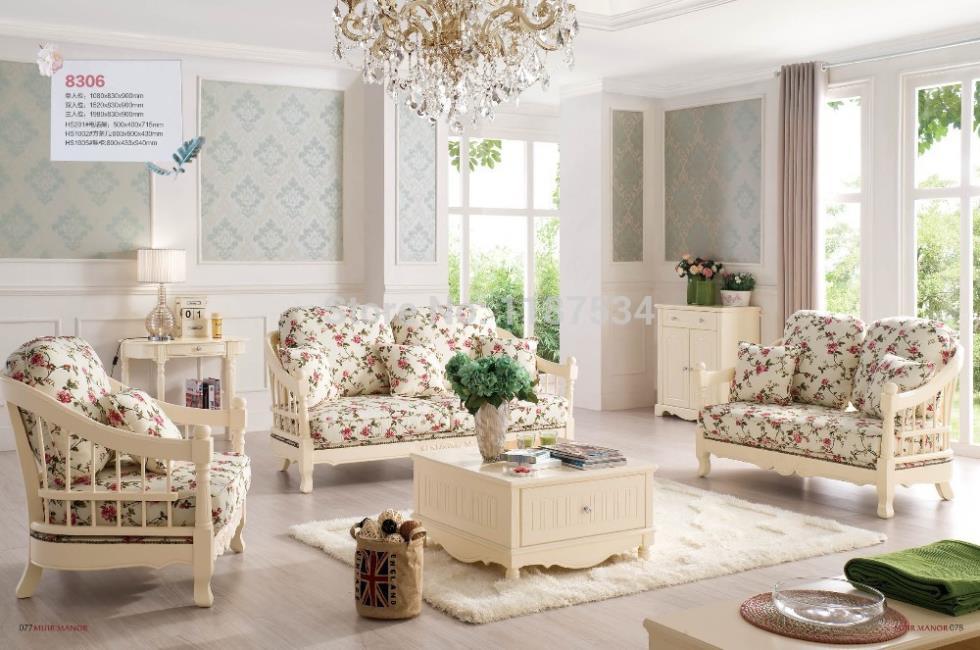 HS-8306 Modern living room home furniture sectional fabric sofa one seat European style single seat sofa(China (Mainland))