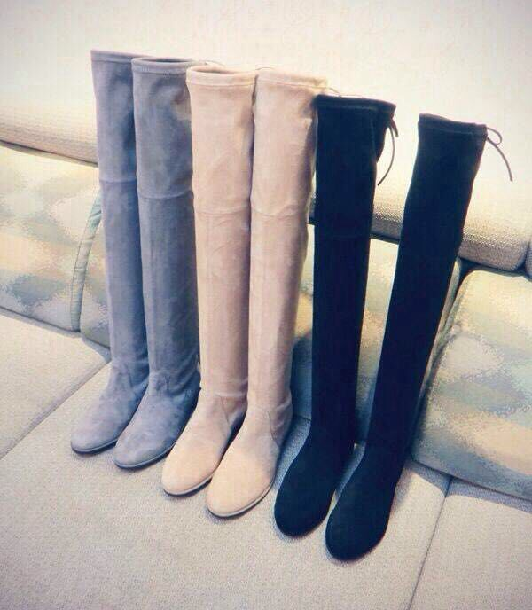 New Arrival Fashion Women High Thin Heel Boots Sexy Overknee Lady Nice Boots Long Winter Boots Shoes Warm Boots For Female(China (Mainland))