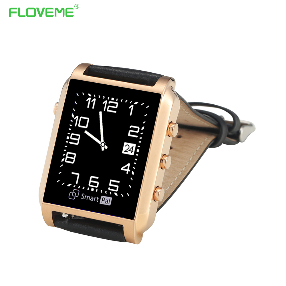 FLOVEME E8 Fashion Sapphire Mirror Smart Watch Message Reminder Pedometer WristBand Adult Answer Dial Call Heart Rate Tracker(China (Mainland))