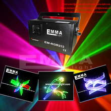 Most popular 3D effect 1200mw full color RGB animation laser stage light(China (Mainland))