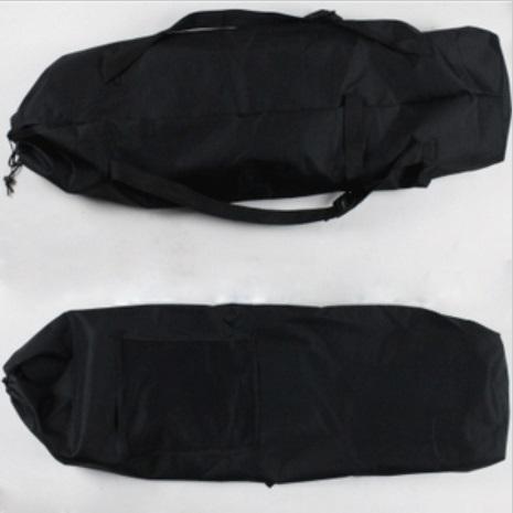 Long board bag skateboard bag four wheels skateboard backpack bags black 110cm long backpack extra size longboard free shipping(China (Mainland))