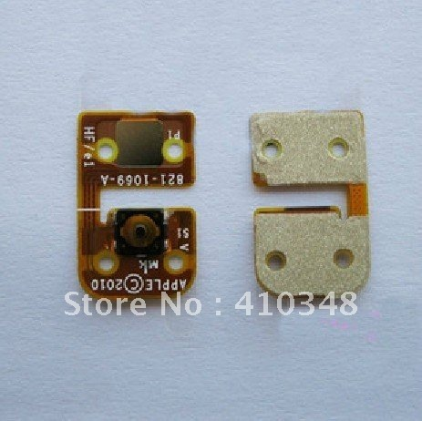 50pcs/lot 100% original home button Flex Cable for iPod Touch 4 4th Gen free shipping(China (Mainland))