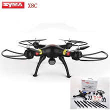 Syma X8C Venture 2.4G 4ch 6 Axis with 2MP HD Camera + 4G Memory Card 7.4V 2000mAh Battery RC Quadcopter RC Helicopter 14009771(China (Mainland))