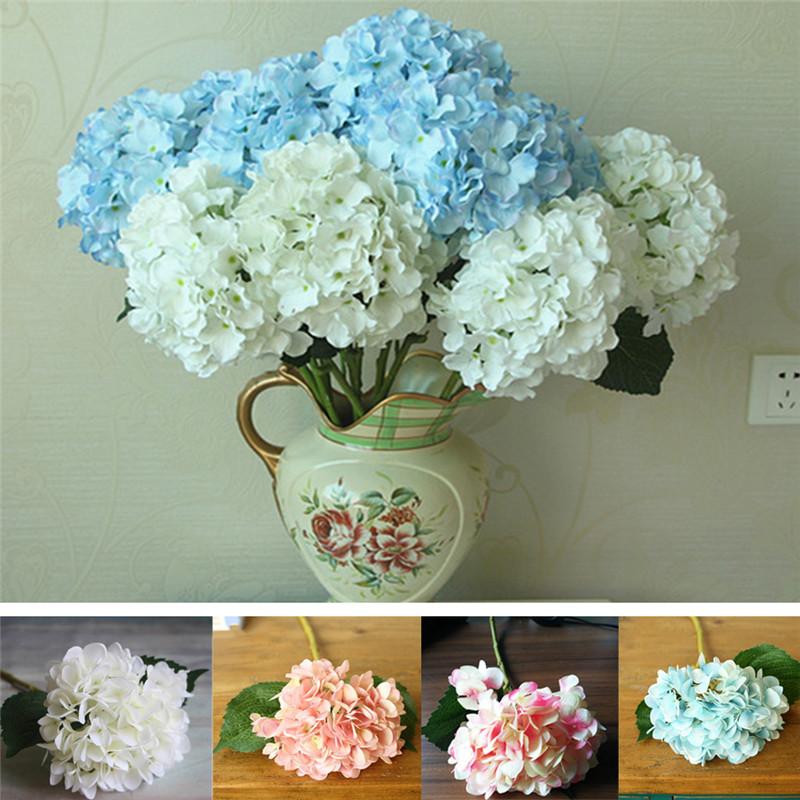 Hortensia flower arrangements the image kid has it for Arrangement floral artificiel