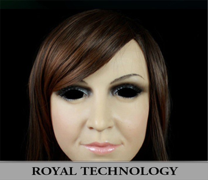 Здесь можно купить  FH-7 2015 New silicone transsexual mask shemale transgender crossdresser silicone forms for cross dressers mask free shipping  Дом и Сад