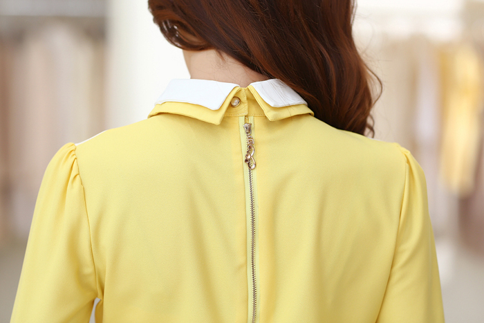 Блузка С Воротником Фото В Омске