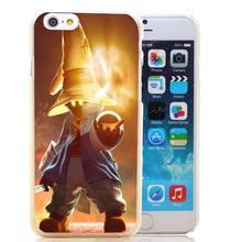 1839-HOQE vivi Popular Game Final Fantasy IX Design Snap Transparent Hard Case Cover iPhone 6 6s plus 5 5s 5c 4 4s - ShenZhen SIX Co,.Ltd store