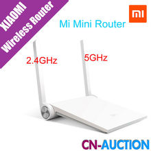 100% Original Xiaomi Router Mini MI Router Dual-band 2.4GHz/5GHz Maximum 1167Mbps Support Wifi 802.11 AC