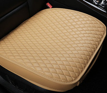 pu leather car pad, not moves auto seat cushions, non slide car seat cushion pads, car accessories seat covers for honda(China (Mainland))