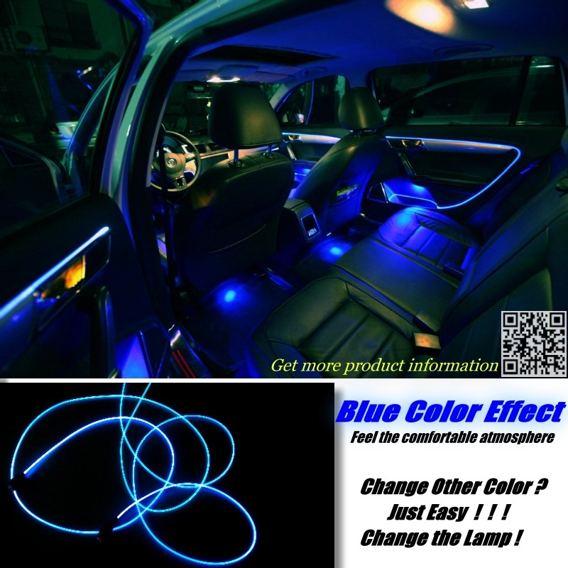 Tron Legacy Theme Light For Pontiac G2 Matiz 4