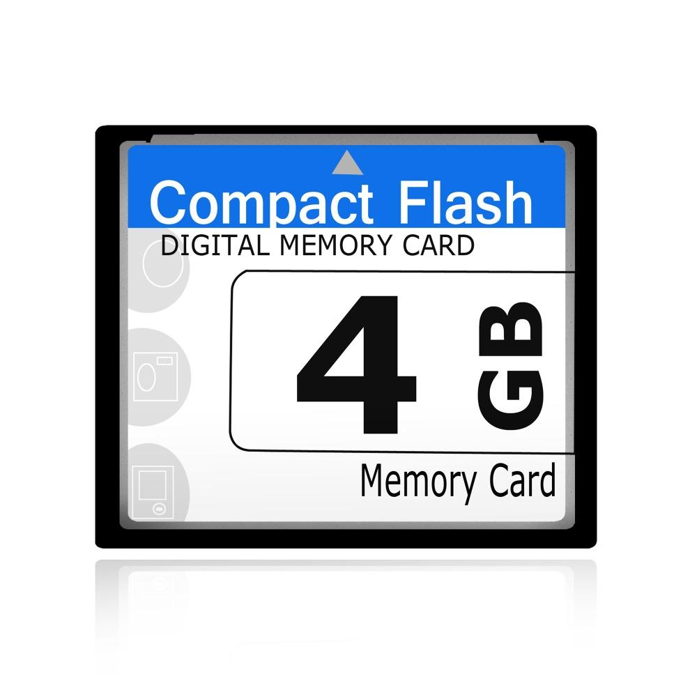 Great Quality High Speed CF Card 4GB Full Capacity Guaranteed One Year Warranty Free Shipping(China (Mainland))