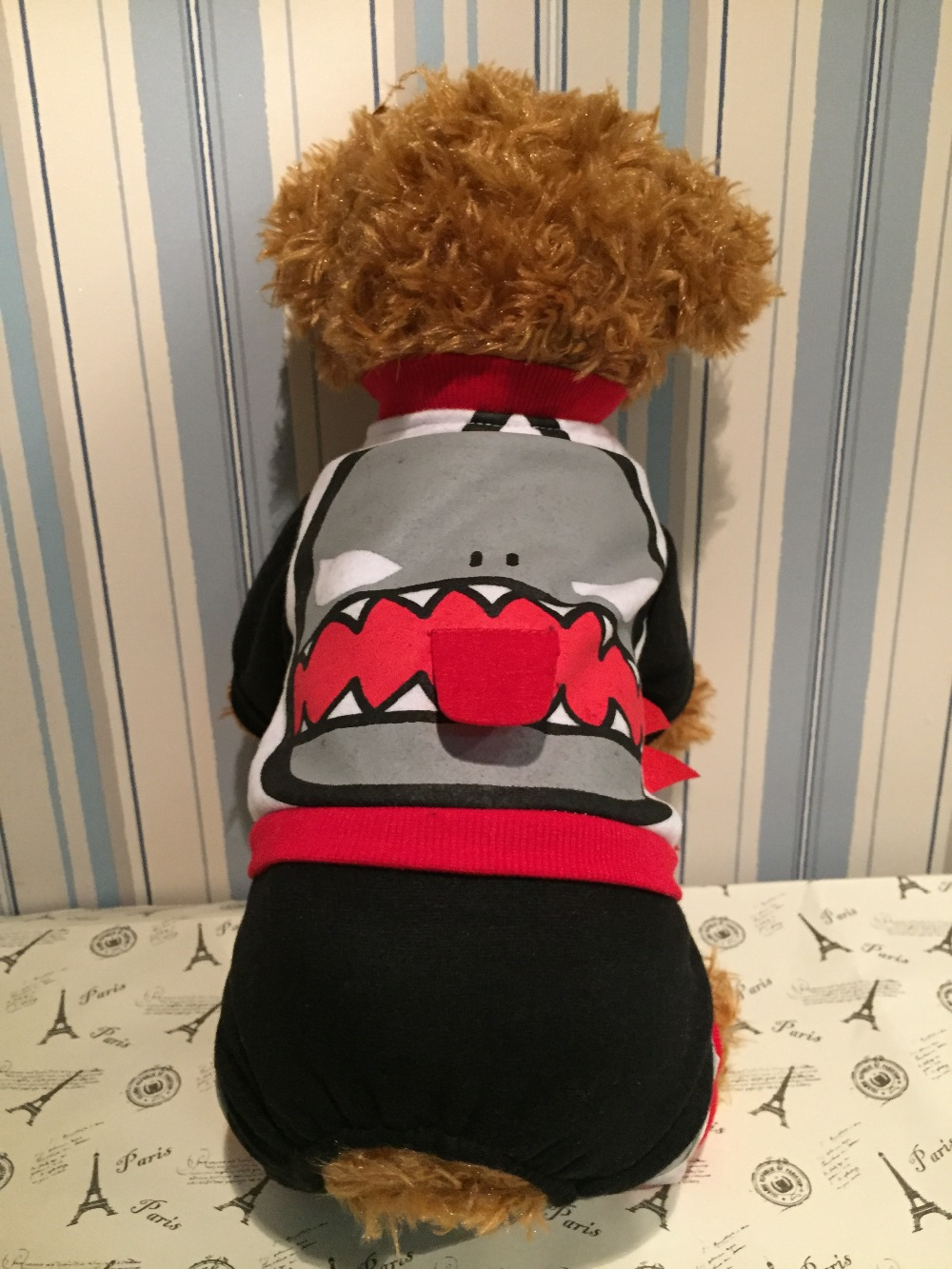 HOT Sales Halloween Costome Pet Dog Clothes Clothing Dress Scary Dog pet Clothing Party Dog Pet Christmas Monster Dress