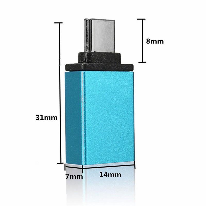 Aluminum-USB-3.1-Type-C-Male-to-USB-3.0-A-Female-Mobile-Cable-Adapter-Converter-For-Macbook-xiaomi-mi4c-mi5-mi5s-mi5C-mi-5-5c-5S-5