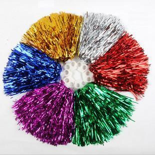 Free Shipping, Cheering pompom for party/stage/sports Cheerleading products Drop shipping, PL0003