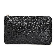 2014 New Shiny Sequins Women Day Clutches Blingbling Evening Party Handbags for Women Fashion Zipper Bags