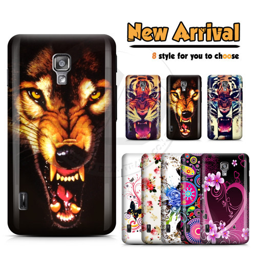 MobilePhone Bags For LG Optimus L7 II P710 P713 P715 TPU Gel Silicone TPU Rubber Back(China (Mainland))