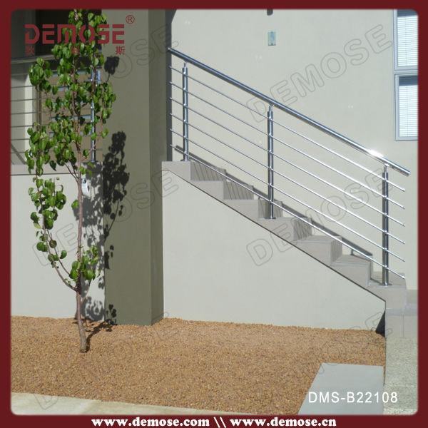 Pas cher rampe d 39 escalier de conception en acier inoxydable escalier ba - Balustrade escalier pas cher ...
