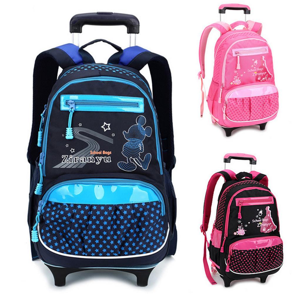 Rolling Backpacks Kids - Crazy Backpacks
