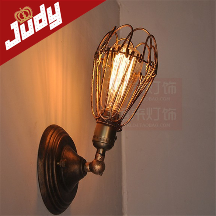 Vintage Industrial Lighting wall Lamps Vintage Wall Lamps Lights Edison Bulbs AC 110-220V E27 40w(China (Mainland))