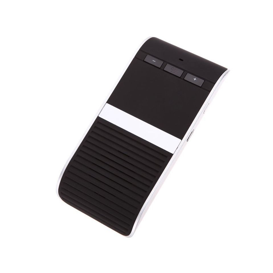 Wireless Bluetooth 4.0 Handsfree Car Kit Speakerphone Solar Powered Charger 10m Distance Hands Free Car Support 2 Phones Speaker<br><br>Aliexpress