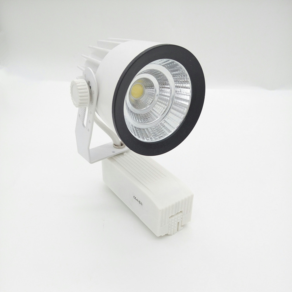 15w led track lightssurface mounted clothing store window showrooms background led track lighting ceiling mount track lighting