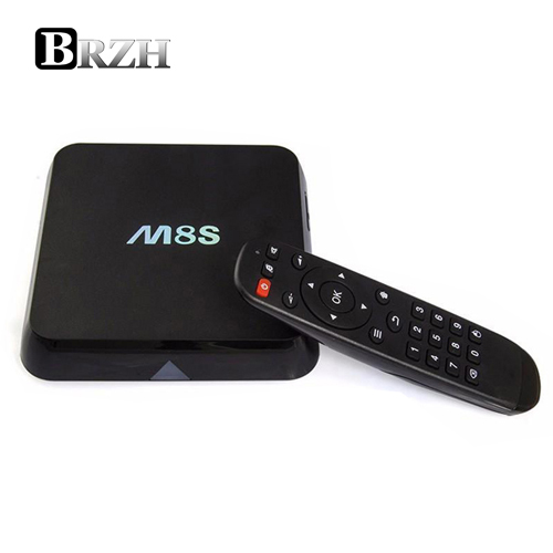 M8S Android TV Box 2G/8G Dual band 2.4G/5G wifi Android 4.4 Amlogic S812 Chip 4K XBMC Full HD Smart tv Media Player m8 tv box<br><br>Aliexpress