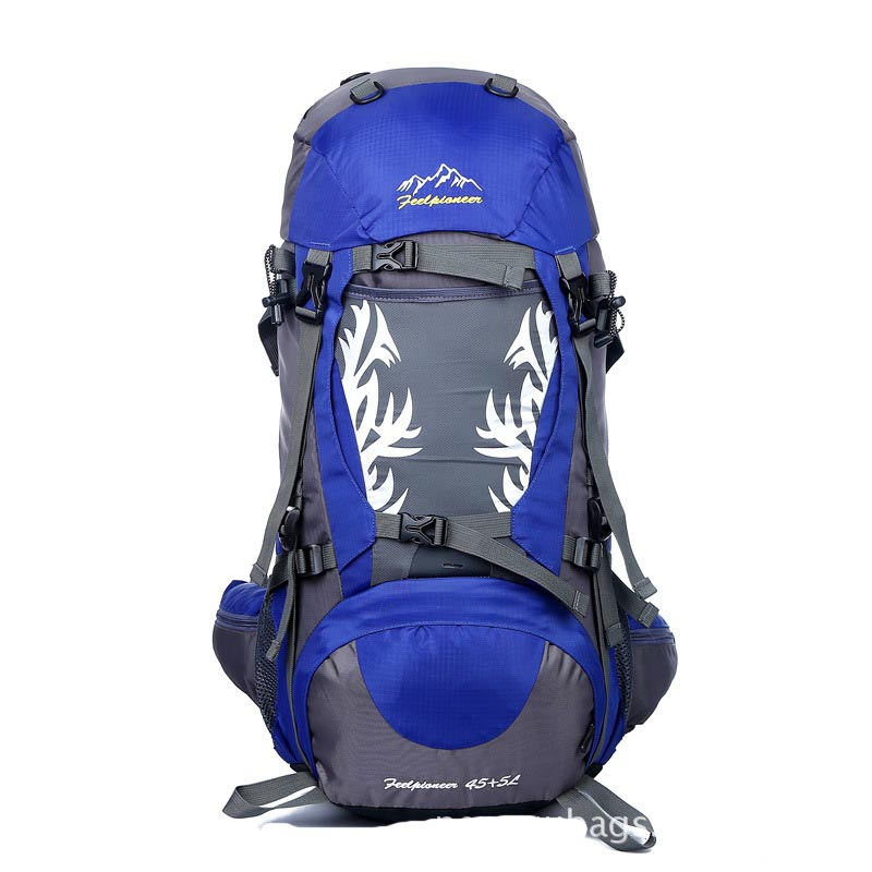 New Men 50L larger capacity Outdoor travel backpack mountain climbing backpack climb knapsack camping hiking backpack camelback<br><br>Aliexpress