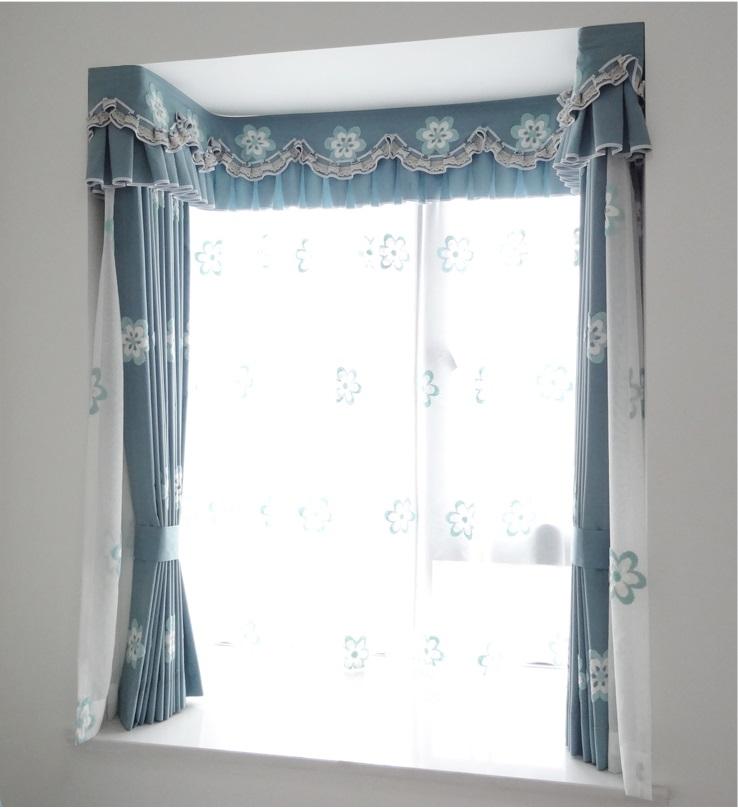 Bah a cortinas de la ventana compra lotes baratos de for Cortinas cortas