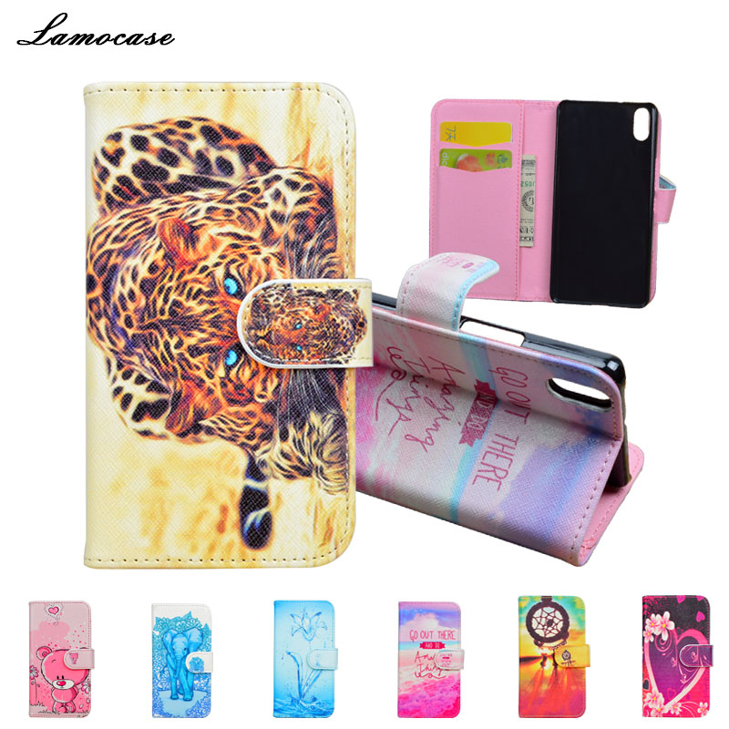 For BQ Aquaris X5 X5.0 Case High Quality Painting PU Leather Hard Case Cover Flip Wallet Stand Style Mobile Phone Cases(China (Mainland))