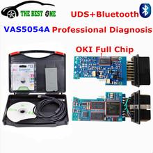 New ODIS V3.0.3 With Keygen VAS 5054A OKI Chip VAS5054A Bluetooth Support UDS VAS 5054 Full Chip VAS5054 Diagnostic Tool For VW(China (Mainland))