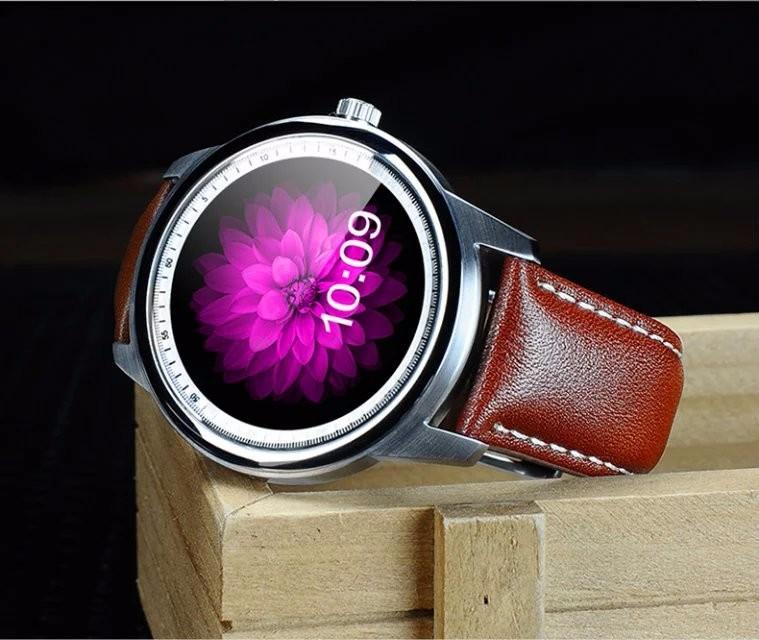 ถูก เดิมDM365สมาร์ทนาฬิกาFull HDจอipsบลูทูธS Mart W AtchฟิตเนสติดตามAppสำหรับiphone IOS A Ndroidโทรศัพท์