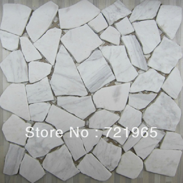 Marble Mosaic Cobble Stone Floor Tiles Wholesale Mosaic Marble Tile On