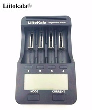 Liitokala Lii-500 LCD 18650 Battery Charger For 3.7V 18650 18350 16340 17500 14500 26650 1.2V AA AAA Ni-MH Rechargeable Battery