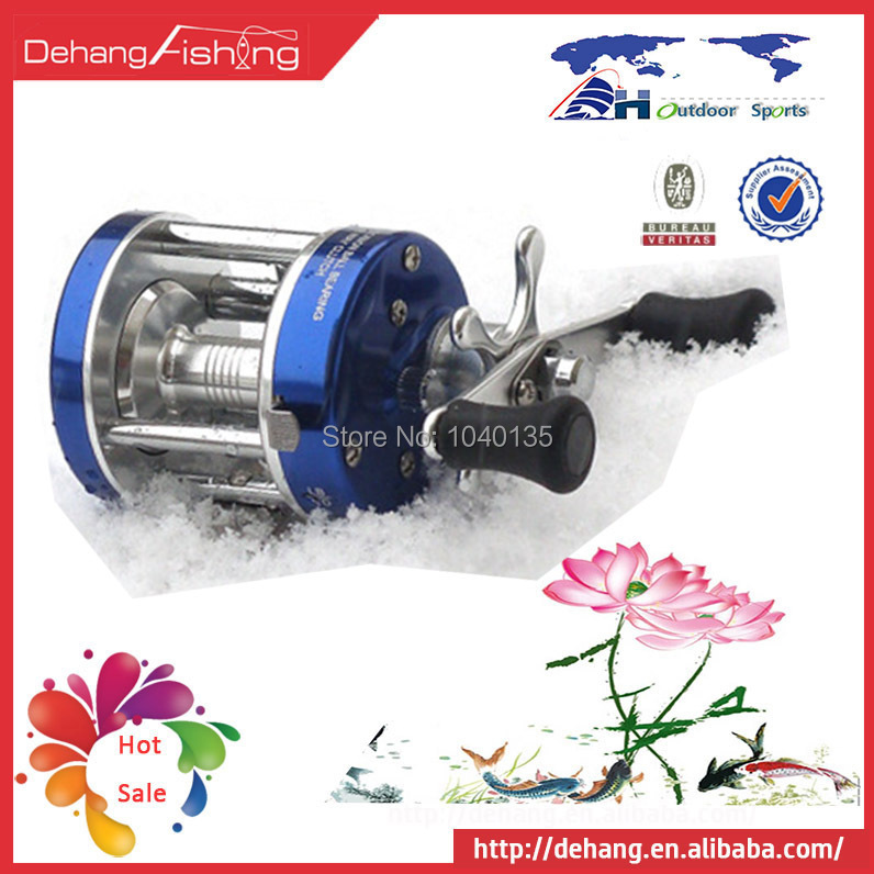 Free Shiping High Quality Cheap Price Sea Beach Casting Fishing Reels(China (Mainland))